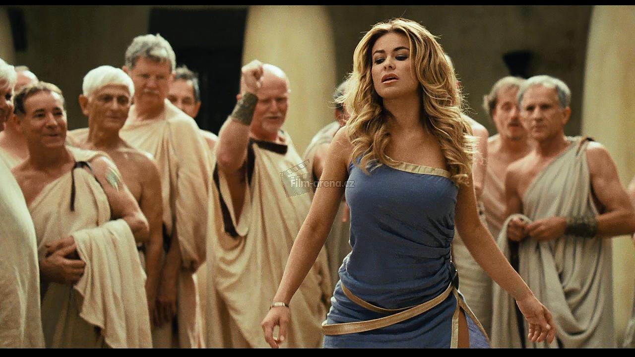 Carmen electra meet the spartans gif