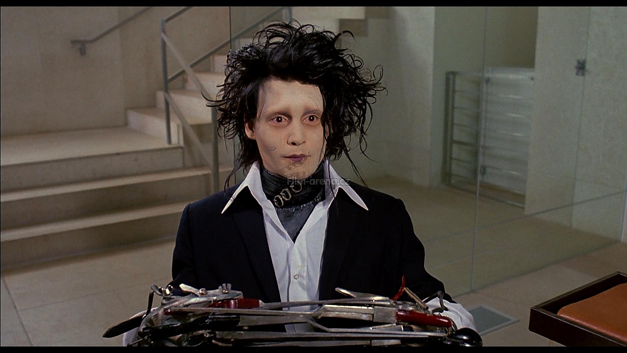 johnny depp as edward scissorhands essay Edward scissorhands: a very cute illustrative depiction of the iconic edward scissorhands character made famous by johnny depp edward scissorhands it's hot when a guy plays w/ your hair the only pale edward that should really be loved.