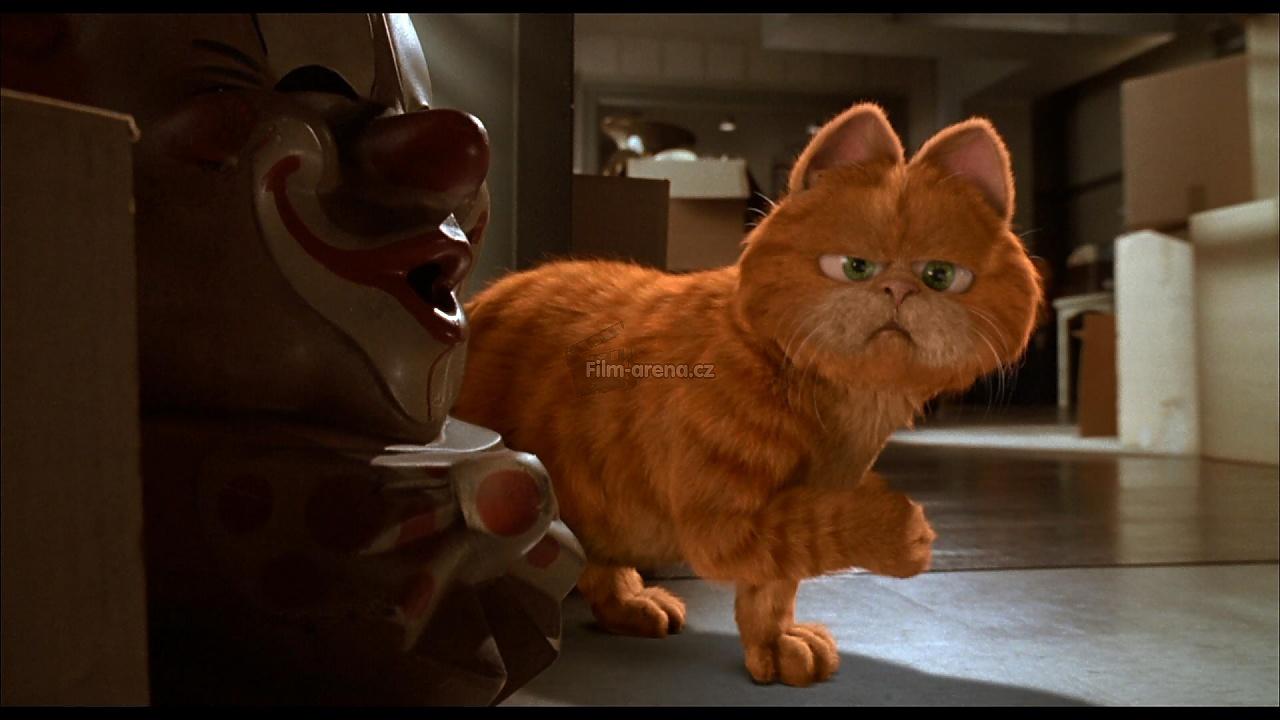 Гарфилд фото из мультфильма
