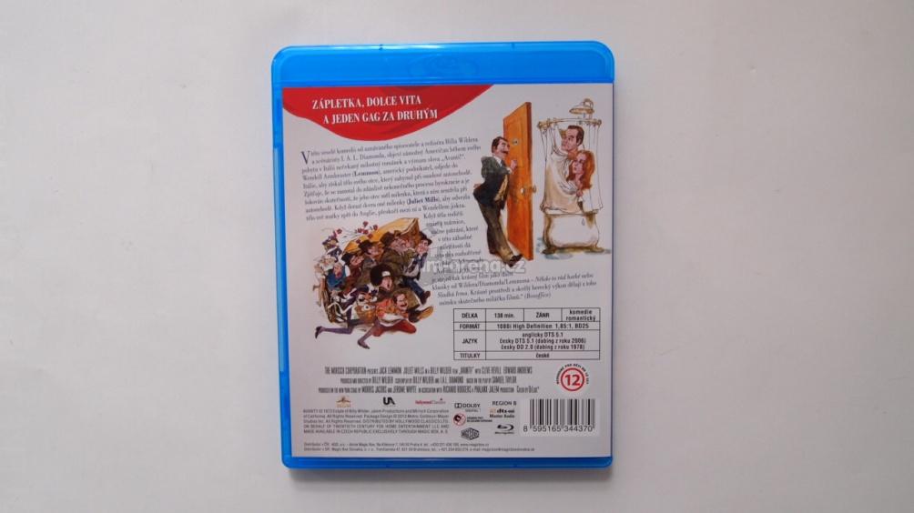 Blu-ray recenze